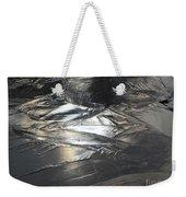 Reflections And Dark Ice #2  Weekender Tote Bag