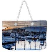 Reflections At Sunset Weekender Tote Bag