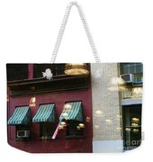 Reflections Building Nyc  Weekender Tote Bag