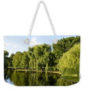 Reflections Weekender Tote Bag by Corinne Rhode