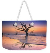 Reflections Erased - Botany Bay Weekender Tote Bag