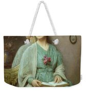 Reflections Weekender Tote Bag by Ethel Porter Bailey