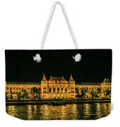Reflections From Budapest University Weekender Tote Bag