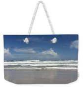 Reflections From The Beach Weekender Tote Bag