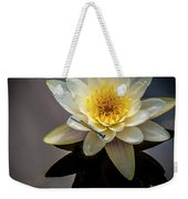 Reflections In A Pond Weekender Tote Bag