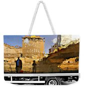 Reflections In Budapest Weekender Tote Bag