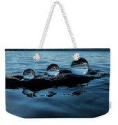 Reflections In Crystal Weekender Tote Bag