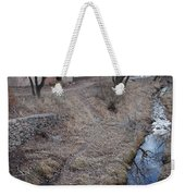 Reflections In The River Weekender Tote Bag