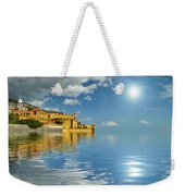Reflections -madeira Weekender Tote Bag