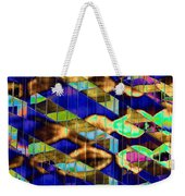 Reflections Of A City 2 Weekender Tote Bag