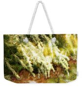 Reflections Of A Snow Weekender Tote Bag