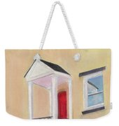 Red Door - Baltimore Weekender Tote Bag