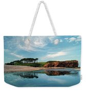 Reflections Of Budleigh Weekender Tote Bag