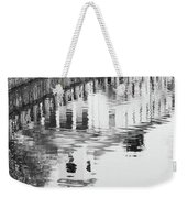 Reflections Of Church 2 Weekender Tote Bag