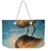 Reflections Of Creation Weekender Tote Bag