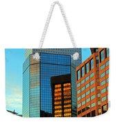 Reflections Of Denver Weekender Tote Bag