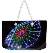 Reflections Of Ferris Weekender Tote Bag