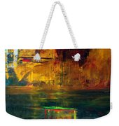 Reflections Of New York Weekender Tote Bag