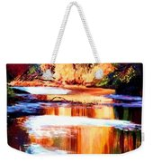 Reflections Of October Weekender Tote Bag