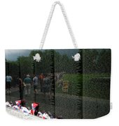 Reflections Of Sacrifice Weekender Tote Bag
