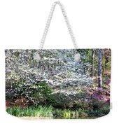 Reflections Of Spring Weekender Tote Bag