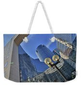 Reflections Of The Future Weekender Tote Bag