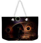 Reflections Of The Mind Weekender Tote Bag