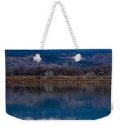 Reflections Of The Twin Peaks Weekender Tote Bag