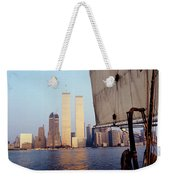Reflections Of What Was   Weekender Tote Bag