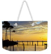 Reflections Of You Weekender Tote Bag