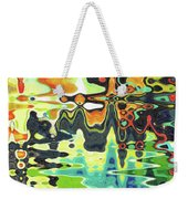 Reflections On Color Weekender Tote Bag