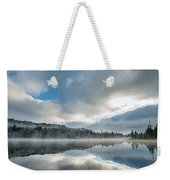 Reflections On Reflection Lake 5 Weekender Tote Bag