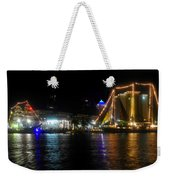 Reflections On Tampa Bay Weekender Tote Bag