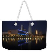 Reflections On Tampa Weekender Tote Bag