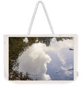 Reflections On The Water Weekender Tote Bag
