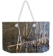 Reflections On The Yellow River Weekender Tote Bag