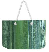 Reflective In Aqua Weekender Tote Bag