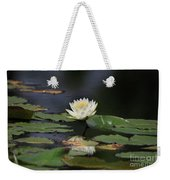 Reflective Lilly Weekender Tote Bag