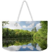 Reflecton On Tranquility Weekender Tote Bag
