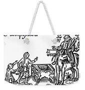 Reformation: Indulgences Weekender Tote Bag