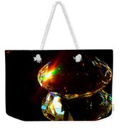 Refraction Reflection Weekender Tote Bag