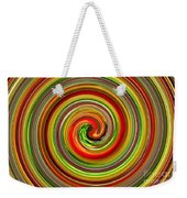 Refresh Your Mind With Tropical And Juicy Colors In Your Dinning Area Weekender Tote Bag