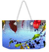 Refreshing View Weekender Tote Bag
