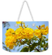 Refreshing Yellows Weekender Tote Bag