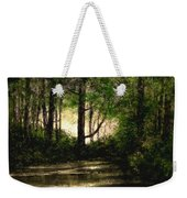 Refuge - Early Morning Weekender Tote Bag