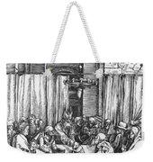 Refusal Of Joachim Offer 1503 Weekender Tote Bag