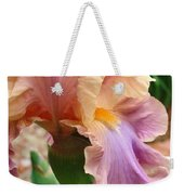 Regal Flower Weekender Tote Bag