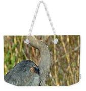 Regal Heron Weekender Tote Bag