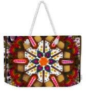 Regal Mandala Weekender Tote Bag
