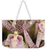 Regal Orchids Weekender Tote Bag